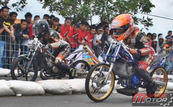 Duel Ninja TU Drag Bike 2017