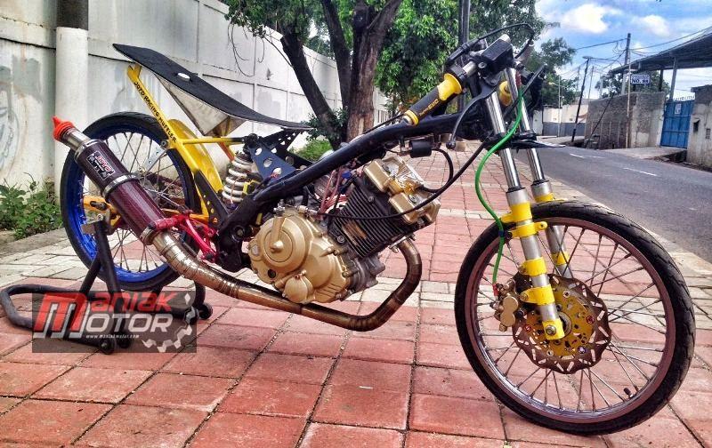 FU Drag Bike 200