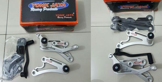 Foot step Yonk Jaya-a