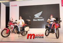 Honda, CRF250Rally, MM Dani, Jakarta, Harga