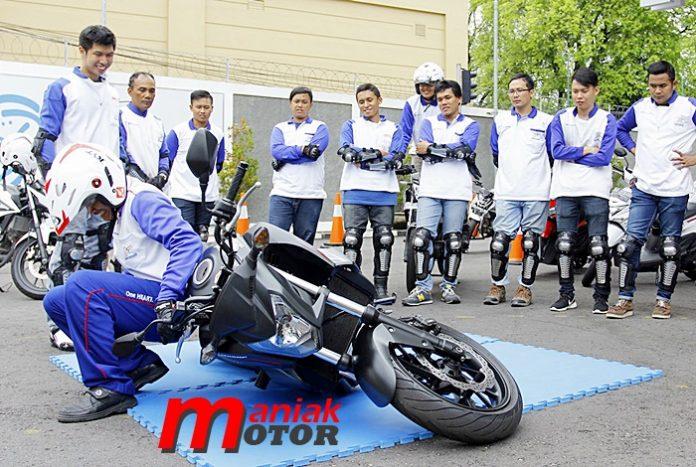 Honda, safety riding, yogya, big bike
