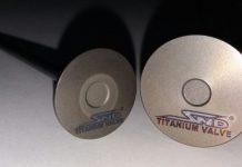Klep titanium SND