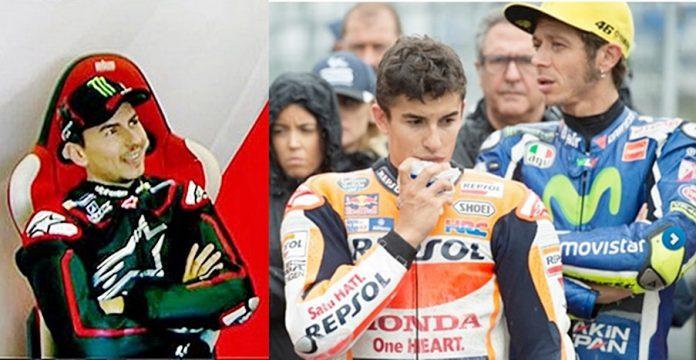Motogp, Kontrak, Rossi, Marc, Lorenzo
