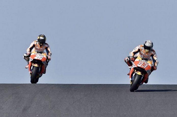 Honda, Marquez Dani, Jerez, Tes 17
