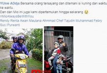 Yamaha, Kompetisi, Mio Z, FB Instagram
