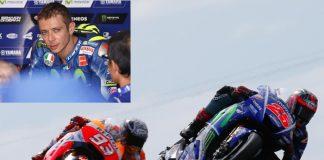 MotoGP 17. Rossi, fisik