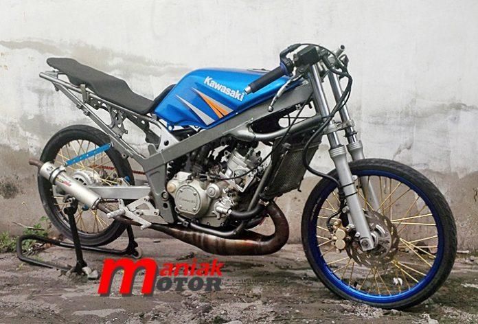 Sanjaya Racing, Ninja STD, gerry percil