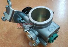 Throttle Body USR Ultra Speed