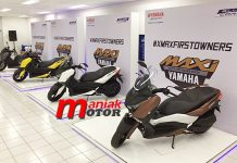 XMAX, FIRSTOWNERS, KOMUNITAS