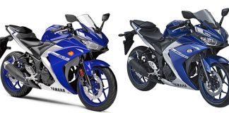 Yamaha, R3 R25, Recalled, Amerika