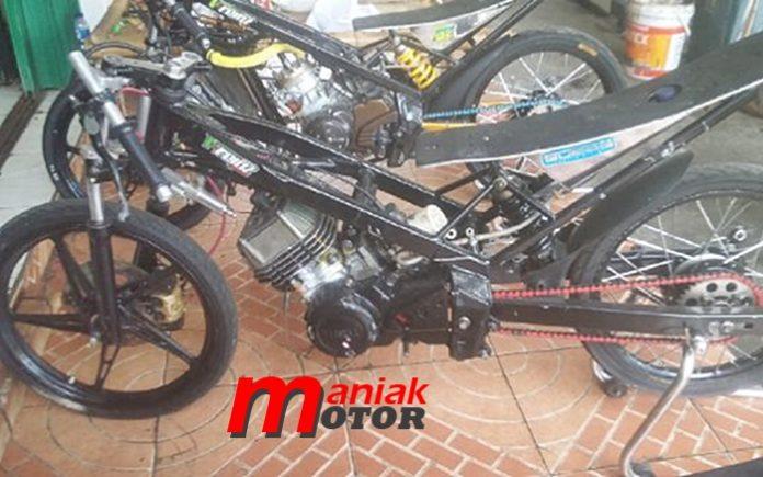 Bali queen, kecelakaan, motor