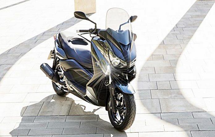 Yamaha, XMAX, Bali