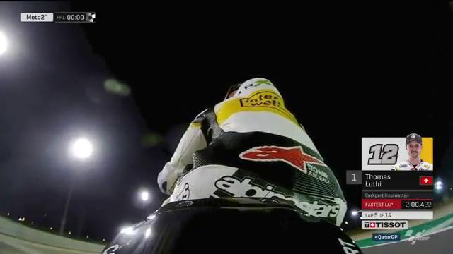 12 Luthi Moto2 Qatar 2017
