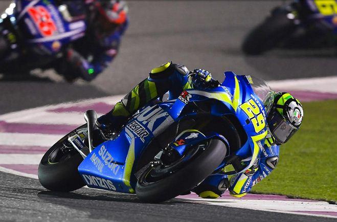 Andrea Iannone Qatar
