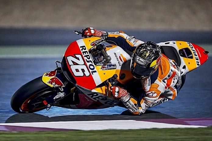 Dani Pedrosa, Honda, Qatar
