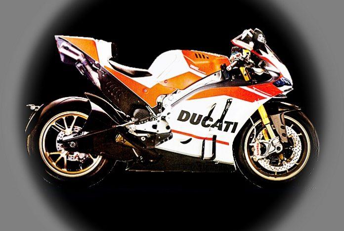 Ducati, V4, Mesin