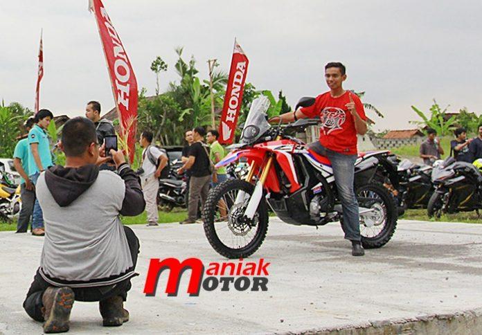 Honda, CRF250Rally, Yogyakarta