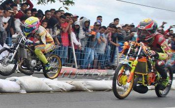 Drag bike tulangagung 2017