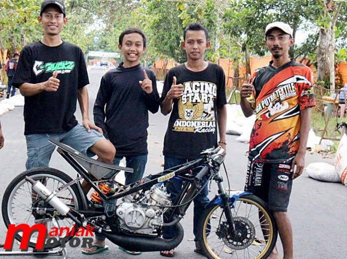 Jinja TU, TPTC Racing, Cirebon