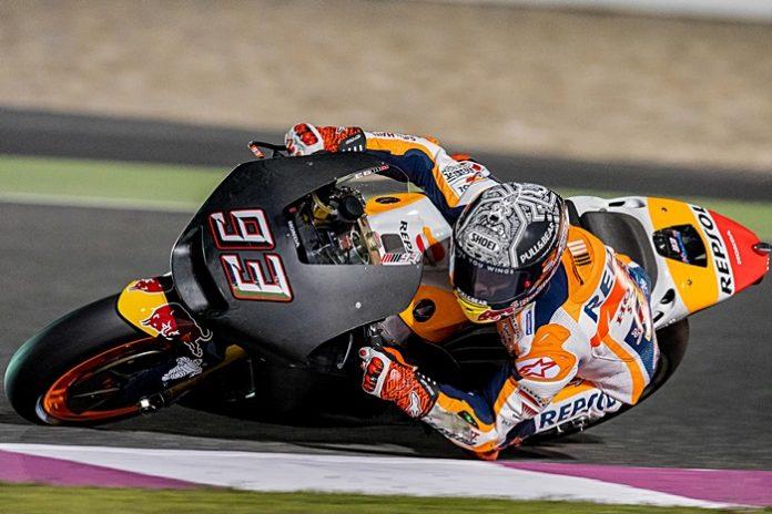 Marquez, Fairing, Qatar