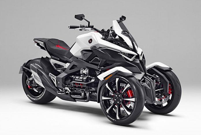 Neowing, Honda, Tiga Roda