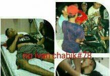 Chabix tewas di liaran