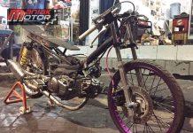 Z1 injeksi drag bike VRG