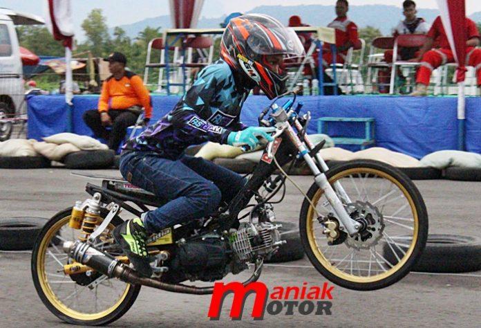 wildan, Jupie 130T, Yogyakarta