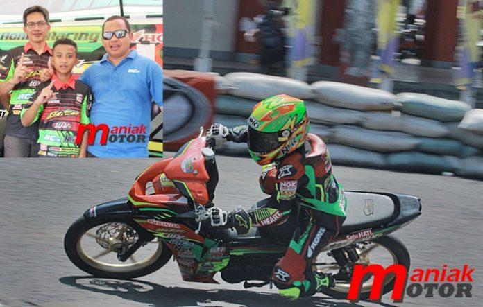 Afi Capirossi, Bien Racing, Sumsel