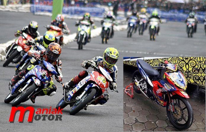 Borneo, Motorprix, Purwokerto 2017