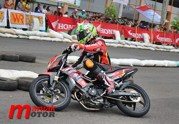 HBM, Miangkabau, Roadrace