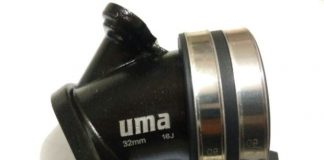 Intake UMA Racing-1