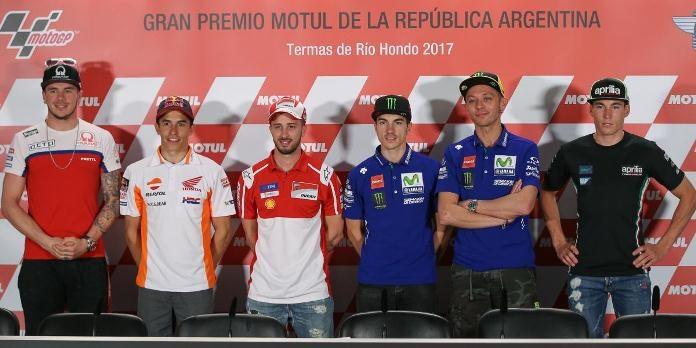 MotoGP Argentina Juma pers2017