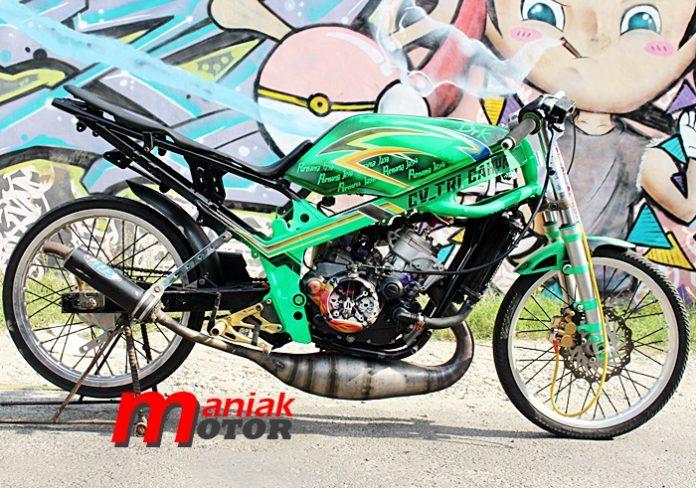 Ninja STD, DRK Racing, Kudus