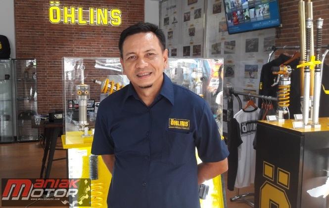 Ohlins Indonesia-1 Eddy S