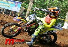 Panji Mahesa, Motocross, depok
