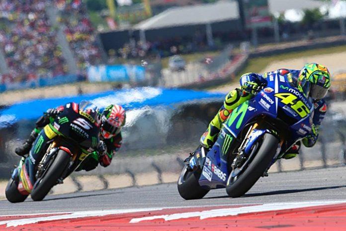 Rossi, MotoGP, COTA, Amerika