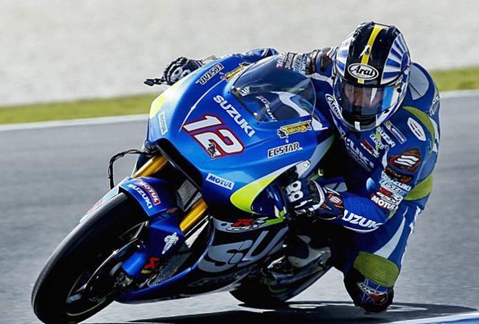 Takuya Tsuda, Suzuki, Jerez