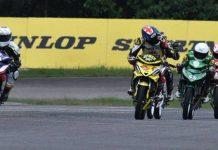 UB150 ARRC Johor Race-2 2017