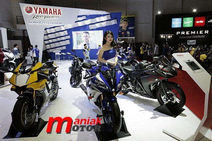 Yamaha, IIMS, teknologi