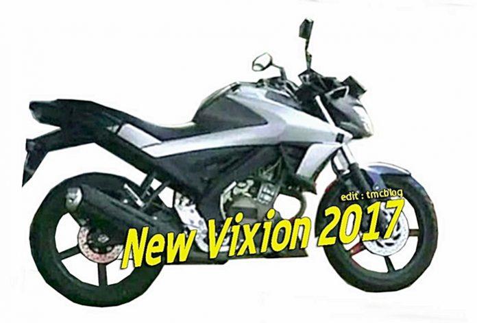 Yamaha, V-Ixion, 2017