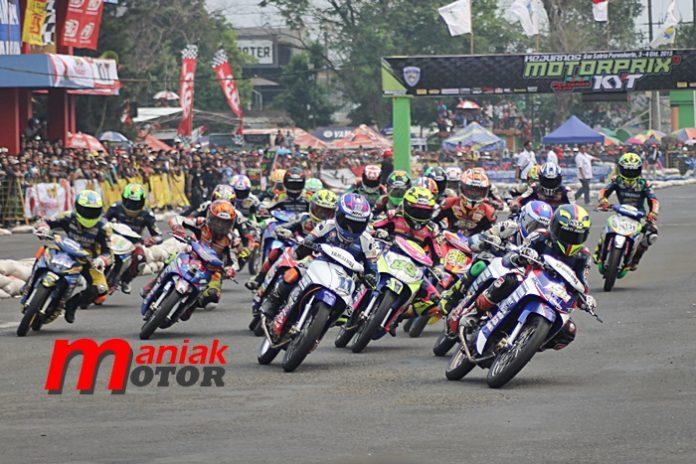 motoprix, Yamaha-honda, Purwokerto