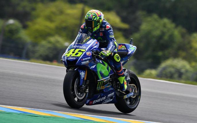 46 Rossi MotoGP Lemans2017