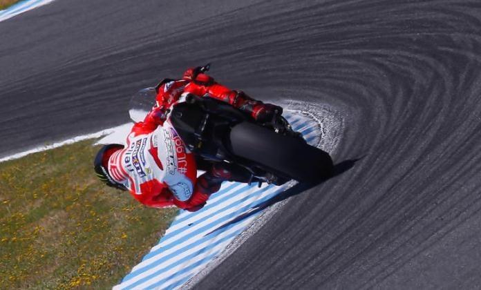 99 Lorenzo Ducati 2017