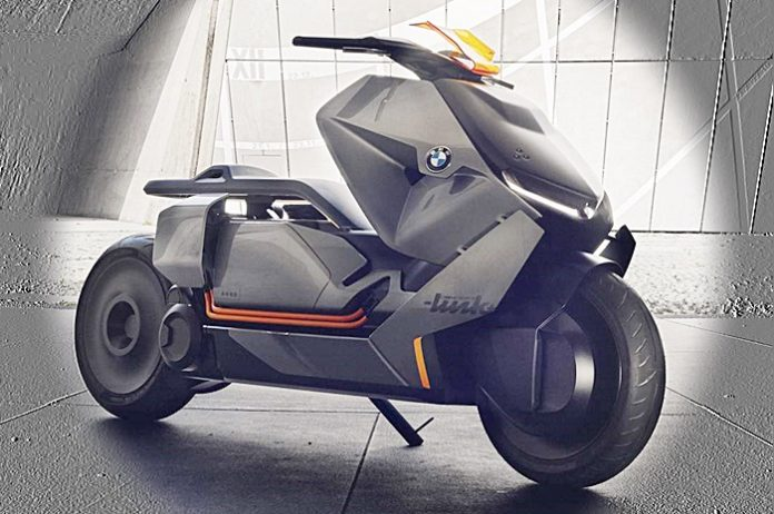 BMW, LINK, Skuter