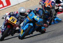 Canet, Moto3, Jerez