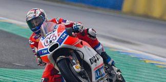 Dovi, Motogp, Le Mans FP1-2