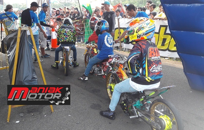 Drag Bike Cicangkal Mei2017