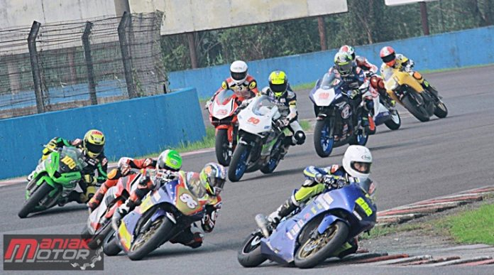 IRS Kejurnas 250 2017 Race
