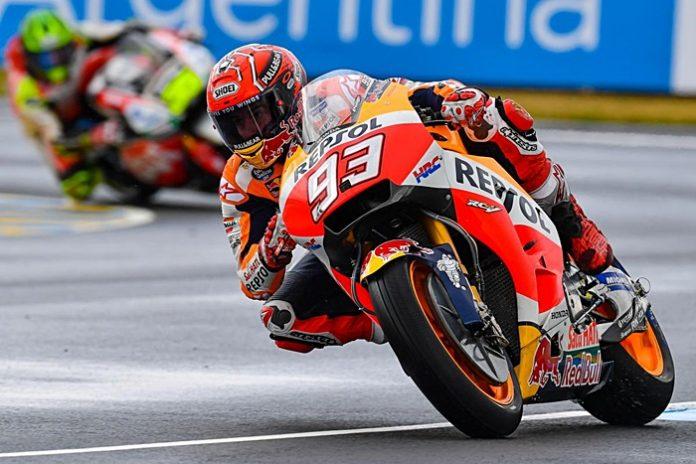 Marquez, MotoGP, Prancis1